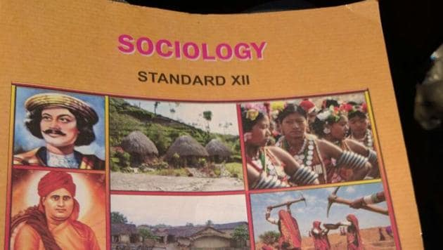 The textbook claims that dowry is paid to marry off ugly or handicapped women because they find few takers.(HT Photo)