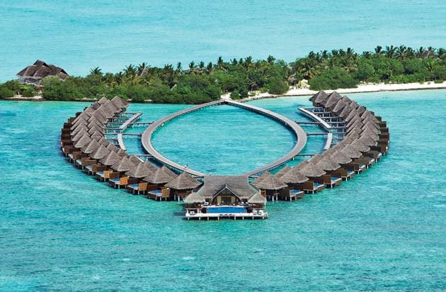 With the big hotel chains opening luxury resorts in the Maldives, even the Taj Group upgraded by opening the wonderful Taj Exotica