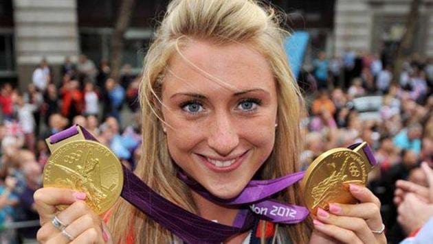Laura Kenny's four gold medals have made her the most successful female Olympic athlete from Great Britain(Twitter - @LauraKenny31)