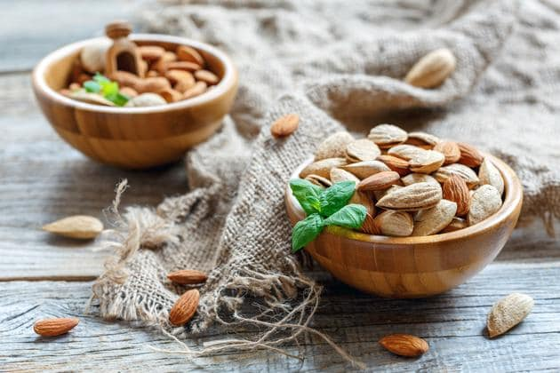 For the first time, scientists have been able to prove the scientific all-round benefits of almonds in patients with diabetes(Shutterstock)