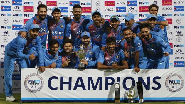 If the new ICC revenue model is approved, India's share could be slashed to around $200 million despite being the biggest earner for the ICC.(AP)