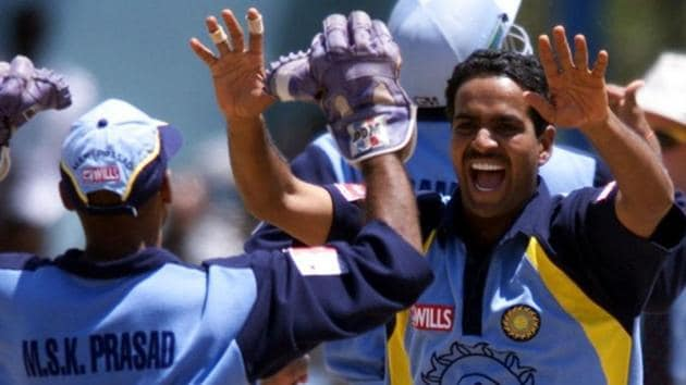Sunil Joshi was approached by Bangladesh Cricket Board to take up the role of their spin consultant.(AFP)