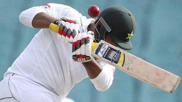 Sharjeel Khan and Khalid Latif were provisionally suspended by the PCB on corruption charges.(AP)