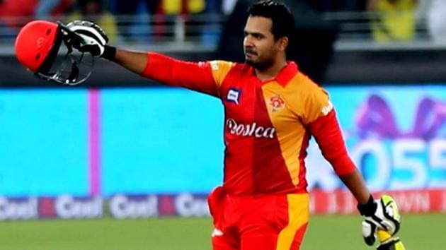Sharjeel Khan and Khalid Latif were provisionally suspended on charges of spot fixing in the Pakistan Super League.(PSL)