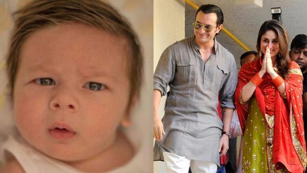A new photo of Kareena Kapoor Khan and Saif Ali Khan's son, Taimur Ali Khan, has surfaced on social media. And he is just as beautiful as Kareena said he is.