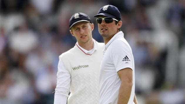Joe Root has become England's 80th Test captain, succeeding Alastair Cook who stepped down after England's poor tour of Bangladesh and India.(REUTERS)