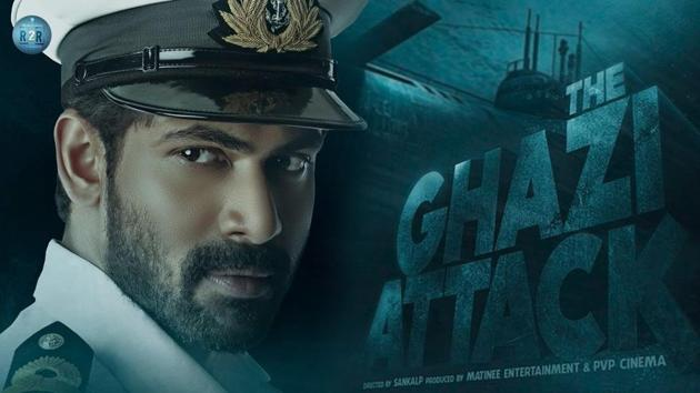 On the whole, Sankalp Reddy's The Ghazi Attack is gripping.(YouTube)