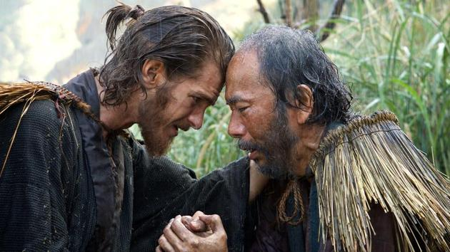 Silence, directed by the great Martin Scorsese, is a masterpiece.
