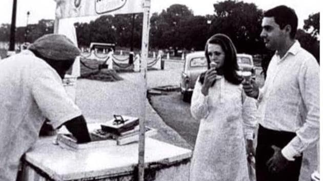 The shoot for the short film on Rajiv and Sonia Gandhi's love story will start in late February.(Munna S)