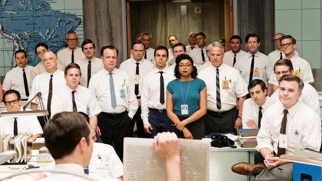 The movie tells the story of three gifted African-American women who made invaluable contributions to NASA's fledgling space programme during the early 1960s, even as they battled racial and gender prejudice in their White male-dominated workplace.(Hopper Stone, SMPSP)