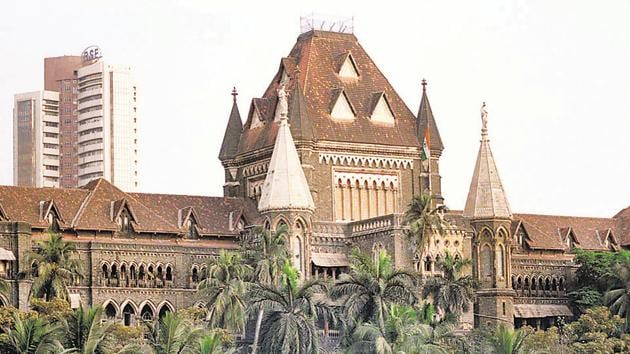 Ever since the video surfaced, the Bombay high court issued a ban on carrying mobile phones or any other electronic devices inside courtrooms.(Girish Srivastava/Hindustan Times)