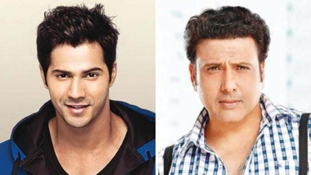 Varun made the remarks at an event after Govinda lashed out at several people in the industry, including Karan Johar, and even Varun's father, David Dhawan.(Agencies)