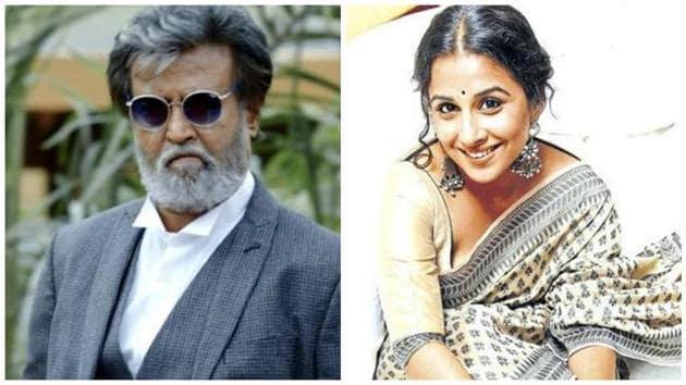 Vidya Balan to work with Rajinikanth in Kabali spin-off?
