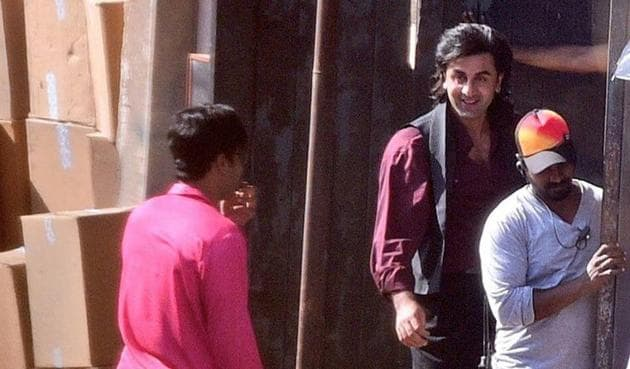 Ranbir Kapoor aces it as young Sanjay Dutt. See pics
