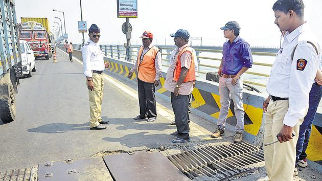 Specific road related details such as the surface condition of the road will have to be recorded.(HT Photo)
