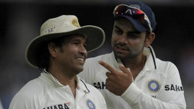 Sachin Tendulkar said Virat Kohli -led Indian cricket team lost just one match against Australia and not the full series.(AFP/Getty Images)