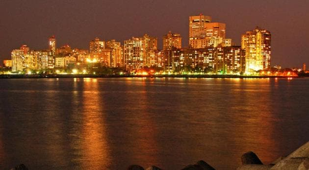 India's financial capital Mumbai, which is home to 46,000 millionaires and 28 billionaires, is the richest Indian city with a total wealth of $820 billion.(Reuters File Photo)
