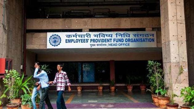 EPF allows withdrawal if you are unemployed for at least two months or partial withdrawals for events such as medical emergencies, children's education or buying a house.(HT File Photo)