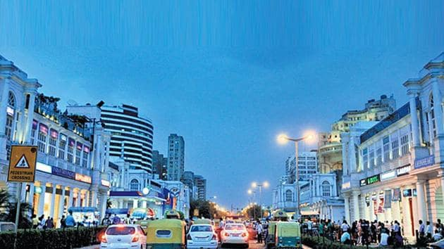 Delhi has been ranked at a distant 9, behind much smaller cities such as Bhopal and Kanpur, on urban governance parameters.(Sonu Mehta/HT File Photo)