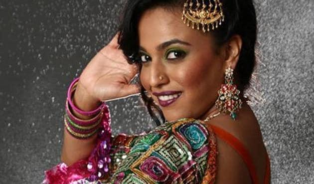 Swara Bhaskar plays a folk singer in Anaarkali of Aarah.