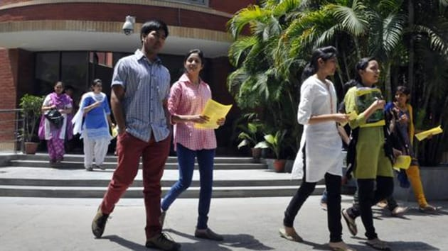 All 800 seats, both in private and government colleges, will be filled through the National Eligibility Entrance Test.(HT Representative Image)
