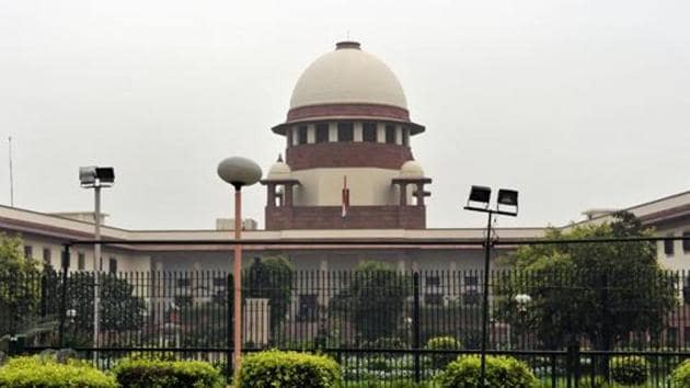 There has been a tug of war between the judiciary and the executive on appointment of judges to the SC and high courts.(HT File)