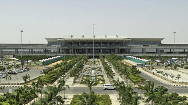 Hyderabad Airport, running in to its 9th year of operations, is designed to cater to 12 million passengers per annum.(Hyderbad airport website)