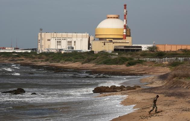The second unit of the 1,000 MW Kudankulam Nuclear Power Plant in Tamil Nadu is likely to start operations from April this year.(REUTERS File)