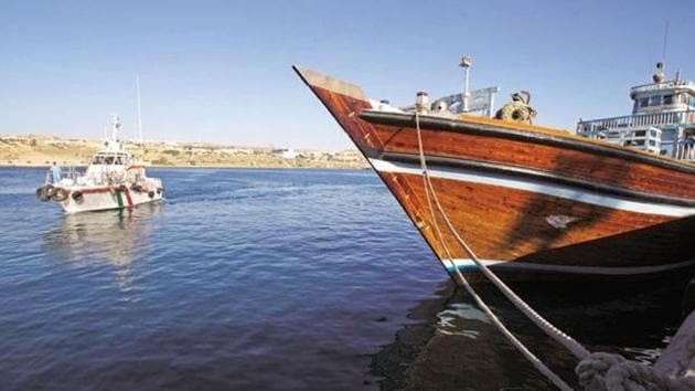 Chabahar port jointly developed by India and Iran mustn't be viewed as a counter to Gwadar Port developed by China - Pakistan.(File Photo)