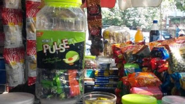 Priced at Re 1, the Pulse candy clocked Rs 100 crore in revenue within eight months of its launch.(Mint photo)
