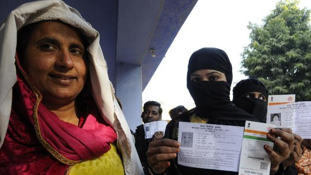 Several electoral studies of voting behaviour show that there is no credible evidence for the idea of a monolithic Muslim vote bank.(Sunil Ghosh / Hindustan Times)