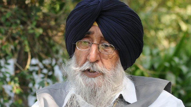 Simranjit Singh Mann.(HT File Photo)