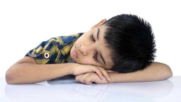 Problems like attention deficit, lack of emotional control and poor peer relationships have been linked to insufficient sleep.(Shutterstock)