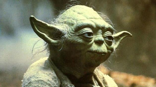 See Yoda, will we?