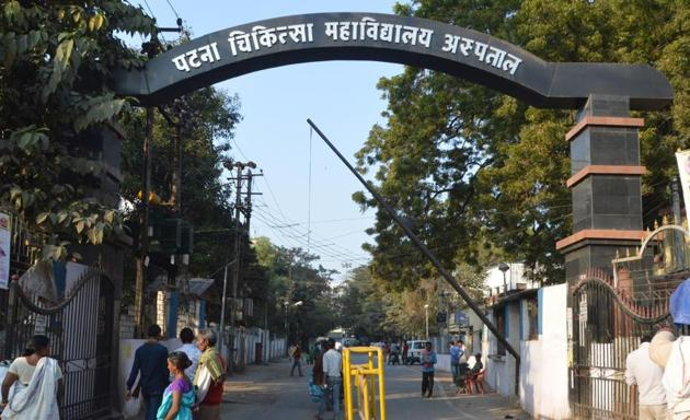Each of the three medical colleges will get Rs 200 crore for commencing super specialty courses.(Santosh Kumar / HT file photo)