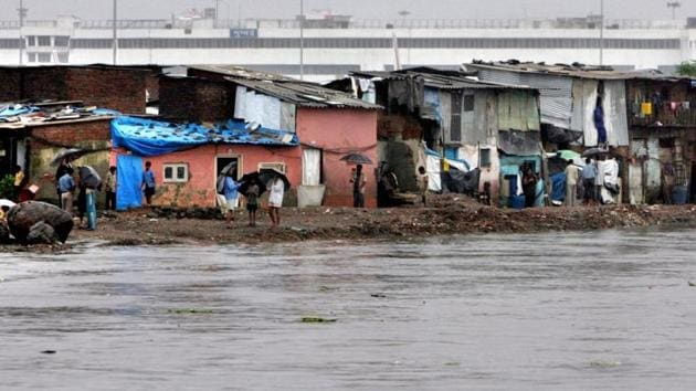 The BMC is widening, deepening and cleaning the Mithi River, which had flooded during the 2005 deluge