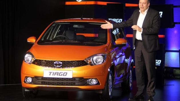 Tiago has been selling well for Tata Motors recently.