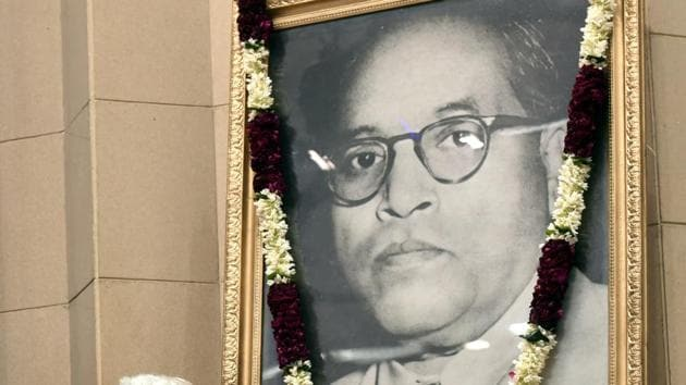 India is celebrating BR Ambedkar's birth centenary this year with fanfare. Yet, the few spaces dedicated to study his vast contribution to making of a modern India continue to feel threatened.(Hindustan Times)