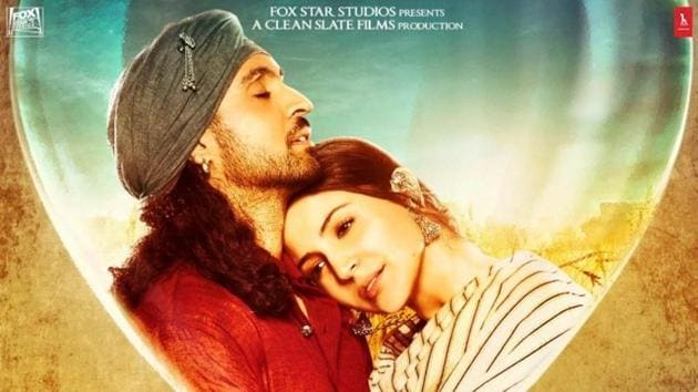 Diljit Dosanjh is paired opposite Anushka Sharma in Phillauri.