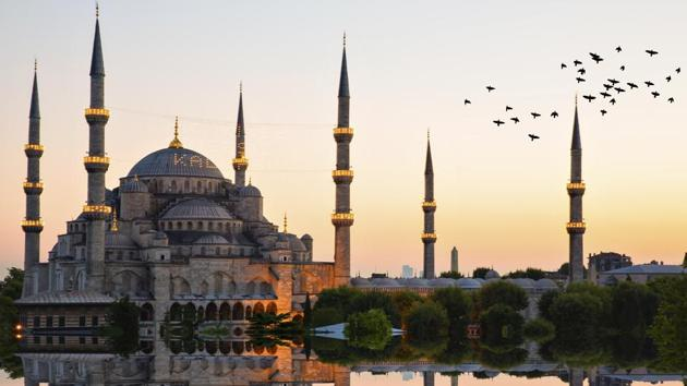 A five-star experience can be availed in Istanbul for just $124 (Rs 8,000) a night.(AFP)