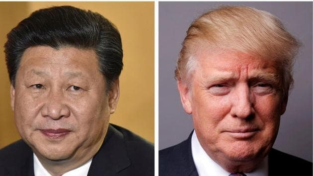 US President Donald Trump is set to meet Chinese President Xi Jinping on April 6-7 at the President's Mar-a-Lago retreat in Florida.(Reuters Photo)