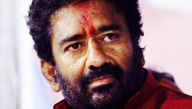 The state carrier, which had grounded the MP for abusing and assaulting a 60-year-old Air India manager last week, first cancelled Gaikwad's Mumbai-Delhi ticket and then another ticket that he had booked from Hyderabad to Delhi on Tuesday.(HT Photo)