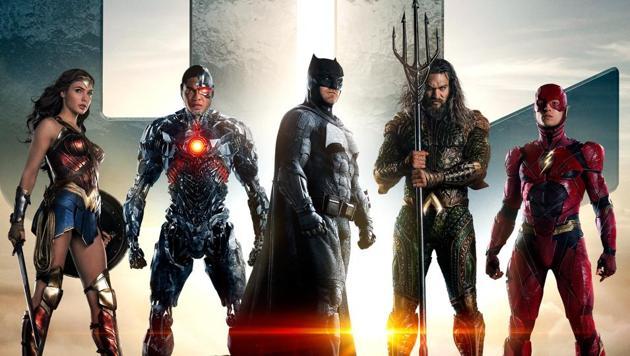 The Justice League will unite in November.