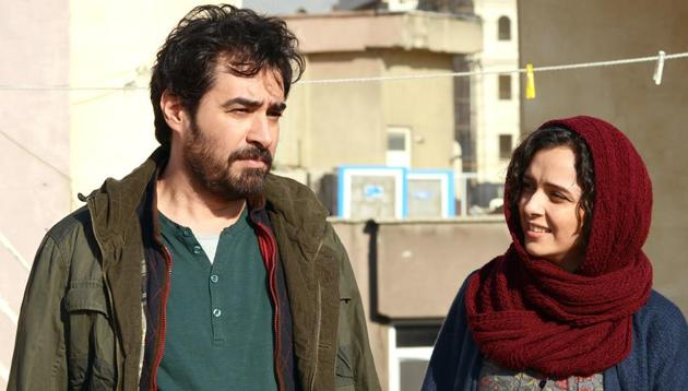 For a purported revenge thriller, there is precious little tension in The Salesman. The tale quickly devolves into a mushy melodrama.