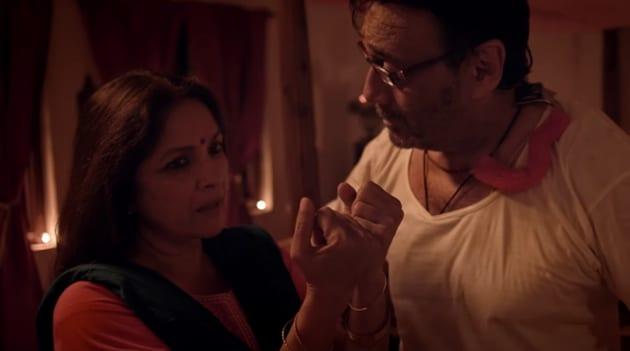 Khujli, starring Neena Gupta and Jackie Shroff was released on YouTube on Friday.