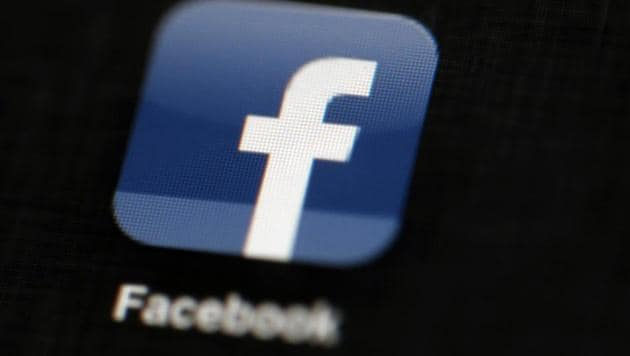 A woman was fined for posting a false accusation on Facebook.(AP File Photo)