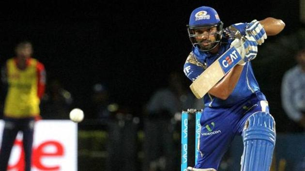 Rohit Sharma is all set to feature for Mumbai Indians in the 2017 Indian Premier League after being out of competitive cricket for five months due to injuries.(PTI)