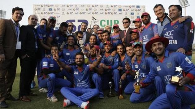 Afghanistan have made some magnificent progress in cricket recently, having registered series wins over Zimbabwe and Ireland.(AP)