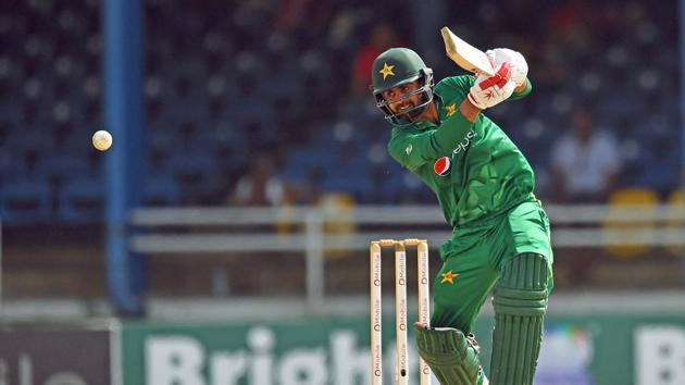 Ahmed Shehzad's 53 helped Pakistan beat West Indies by seven wickets in Port of Spain to win the four-match series 3-1. Get the complete scorecard of West Indies vs Pakistan, 4th T20I, here.(AFP)