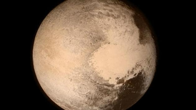 Pluto is at the centre of debate again. Scientists at the 48th annual Lunar and Planetary Science Conference in Houston last month deliberated whether or not to reinstate its planet-hood.(REUTERS)